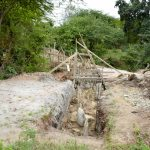 The Water Project: Kivani Community B -  Sand Dam Construction