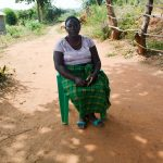 The Water Project: Katalwa Community A -  Mwende Musyoka