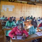 The Water Project: Eshikufu Primary School -  Inside Classroom