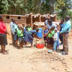 The Water Project: Shitsava Primary School -  Handwashing Training