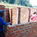 The Water Project: Emukangu Primary School, Shibuli -  Latrine Construction