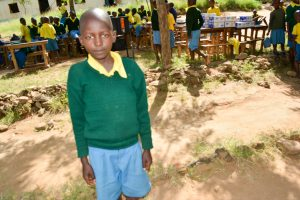 The Water Project:  Mutua Kioko