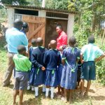 The Water Project: Shitsava Primary School -  Latrine Management Training