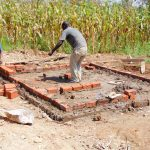 The Water Project: Shina Primary School -  Latrine Construction