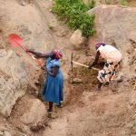 The Water Project: Katalwa Community A -  Well Excavation