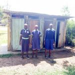 The Water Project: Mukunyuku RC Primary School -  Latrines