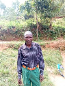 The Water Project:  Julius Shamalla
