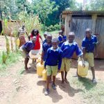 The Water Project: Shina Primary School -  Construction