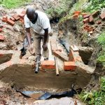 The Water Project: Luvambo Community A -  Spring Construction