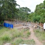 The Water Project: Mbau Community -  Sand Dam Construction