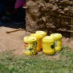 The Water Project: Ikoli Primary School -  Water Storage