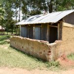 The Water Project: Ikoli Primary School -  Latrine Block