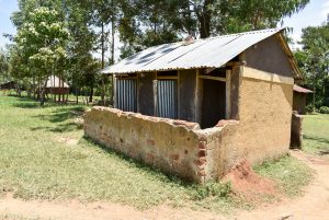 The Water Project:  Latrine Block