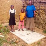 The Water Project: Luvambo Community A -  Sanitation Platform