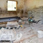 The Water Project: Kithumba Primary School -  Construction Materials