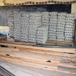 The Water Project: Wee Primary School -  Construction Materials