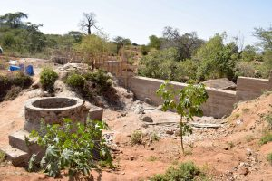 The Water Project:  Well And Dam Progress