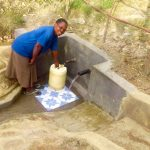 The Water Project: Luvambo Community A -  Protected Spring