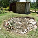The Water Project: Ikoli Primary School -  Where Garbage Is Thrown