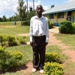 The Water Project: Ikoli Primary School -  Deputy Headteacher Leonard Chitechi