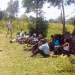The Water Project: Luvambo Community A -  Training