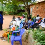 The Water Project: Kivani Community B -  Training