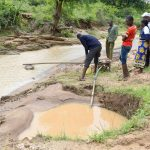 The Water Project: Mbau Community A -  Well Excavation
