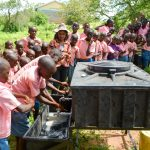 The Water Project: Katuluni Primary School -  Training