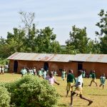 The Water Project: Eshikufu Primary School -  School Grounds
