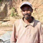 The Water Project: Kathama Community A -  Musyoka Wambua