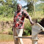 The Water Project: Ilinge Community B -  Nicholas Kitusa