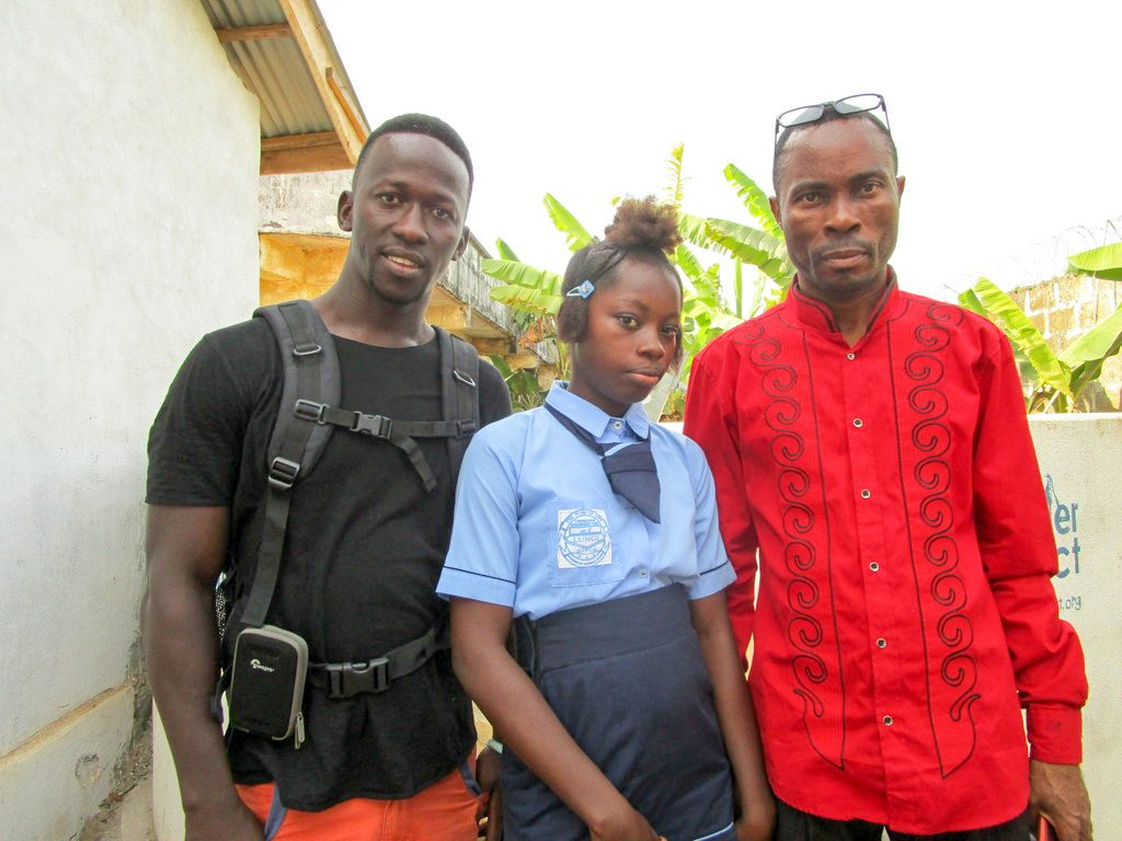 The Water Project : 2-sierraleone5109-a-year-with-wate