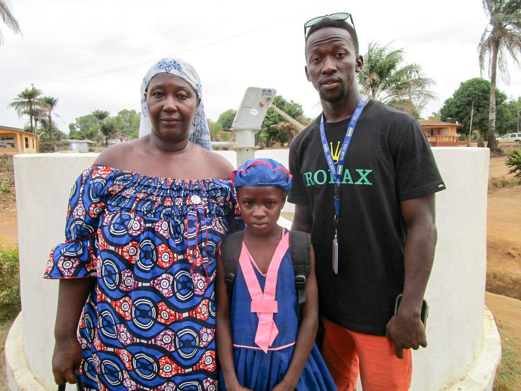 The Water Project : 2-sierraleone5110-a-year-with-water