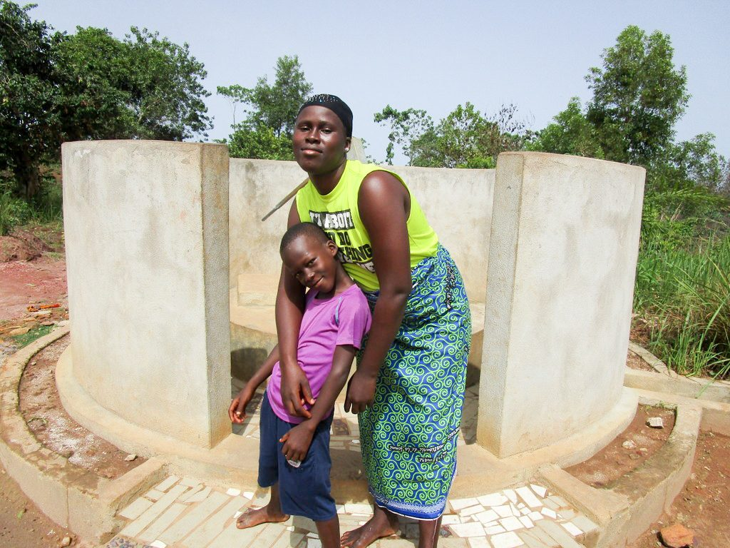 The Water Project : 2-sierraleone5113-a-year-with-water
