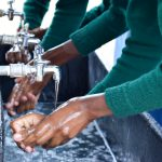 The Water Project: Kithumba Primary School -  Handwashing Stations