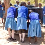 The Water Project: Kyamatula Primary School -  Handwashing Stations