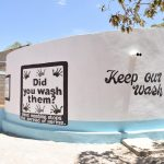 The Water Project: Kyamatula Primary School -  Finished Tank