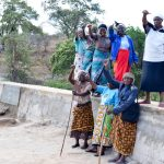 The Water Project: Ilandi Community -  Finished Sand Dam