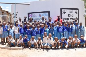 The Water Project:  Happy Students