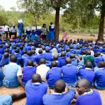 The Water Project: Kyamatula Primary School -  Training