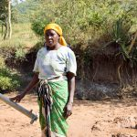 The Water Project: Ilinge Community B -  Regina Nzau