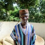 The Water Project: Rogbere Community -  Pa Borbor Kamara