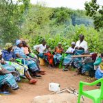 The Water Project: Ilandi Community -  Training