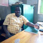 The Water Project: Mukunyuku RC Primary School -  Mr Wesonga