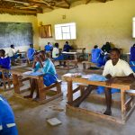 The Water Project: Ikoli Primary School -  Students In Class