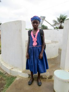 The Water Project:  Zainab Kamara