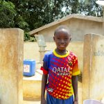 The Water Project: Malokoh Community, #4 Mabesseneh Road -  Ibrahim Kamara