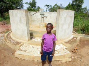 The Water Project:  Gibriella Sillah