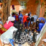 The Water Project: Kivani Community C -  Training