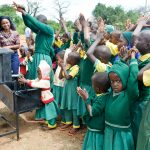 The Water Project: Nzalae Primary School -  Handwashing Training